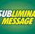 Subliminal message